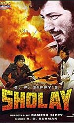 Sholay : The Bollywood Hit Film - Famous Dialogues